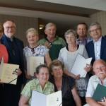 Zaproszeni emeryci